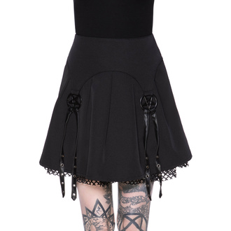 Damen Rock KILLSTAR - Crucifire Mini, KILLSTAR