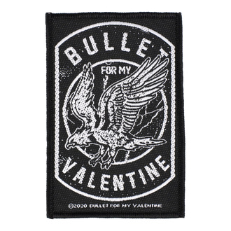 Patch Aufnäher Bullet For My Valentine - Eagle - RAZAMATAZ, RAZAMATAZ, Bullet For my Valentine