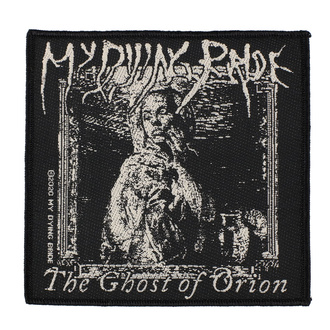 Patch Aufnäher My Dying Bride - The Ghost Of Orion Woodcut - RAZAMATAZ, RAZAMATAZ, My Dying Bride