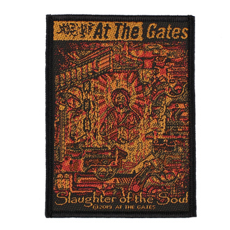 Patch Aufnäher At The Gates - Slaughter Of The Soul - RAZAMATAZ, RAZAMATAZ, At The Gates