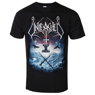 Herren T-Shirt Metal Unleashed - The Hunt For White Christ - NAPALM RECORDS, NAPALM RECORDS, Unleashed