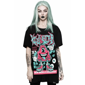 T-Shirt Frauen KILLSTAR - Disorder Relaxed, KILLSTAR