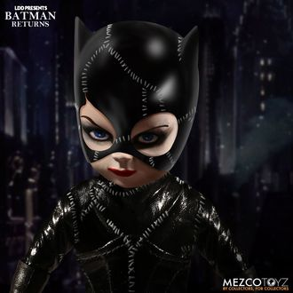 Figur BATMAN - Living Dead Dolls - Katzenfrau, LIVING DEAD DOLLS, Batman
