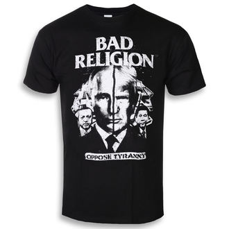 Herren T-Shirt Metal Bad Religion - Oppose Tyranny - KINGS ROAD - 20109814