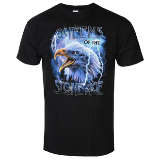 Herren T-Shirt Queens of the Stone Age - ELECTRIC EAGLE - SCHWARZ - GOT TO HAVE IT, GOT TO HAVE IT, Queens of the Stone Age