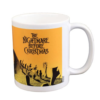 Tasse Nightmare Before Christmas - Graveyard Scene - PYRAMID POSTERS, NIGHTMARE BEFORE CHRISTMAS, Nightmare Before Christmas