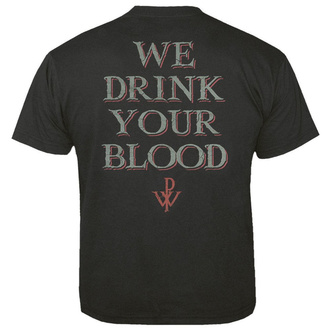 Herren T-Shirt POWERWOLF - We drink your blood - NUCLEAR BLAST, NUCLEAR BLAST, Powerwolf