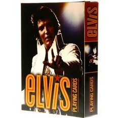 Karten Elvis Presley Colour - Aquarius - Cosm