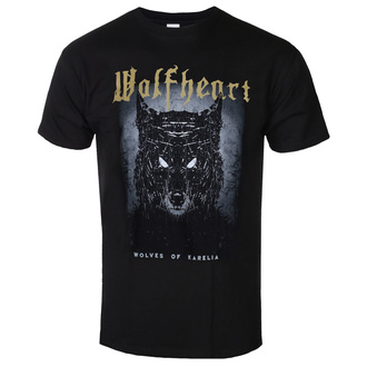 Herren T-Shirt WOLFHEART - Wolves of Karelia - NAPALM RECORDS, NAPALM RECORDS, Wolfheart