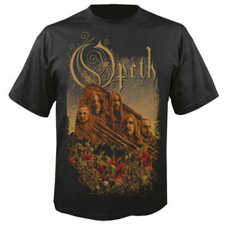 Herren T-Shirt Metal Opeth - Garden of the titans - NUCLEAR BLAST, NUCLEAR BLAST, Opeth