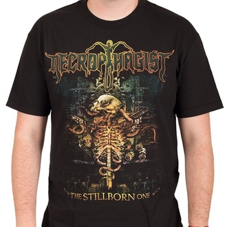 Herren T-Shirt Metal Necrophagist - The Stillborn One - INDIEMERCH, INDIEMERCH, Necrophagist