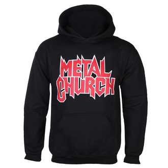 Herren Hoodie Metal Church - THE DARK - PLASTIC HEAD, PLASTIC HEAD, Metal Church