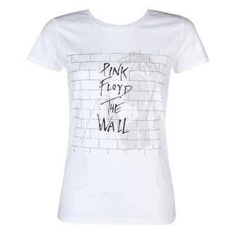 Damen T-Shirt Rosa Floyd- Das mauer - Should I trust - LOW FREQUENCY, LOW FREQUENCY, Pink Floyd