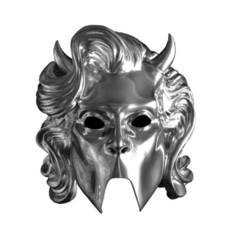 Maske Ghost - Chrome Ghoulette Nameless Ghoul, Ghost