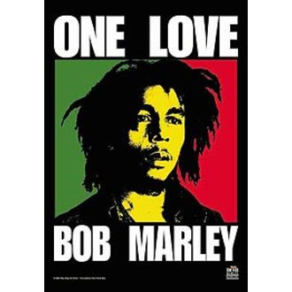 Fahne Bob Marley - One Love - HFL0245