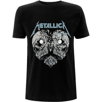 Herren T-shirt Metallica - Heart Broken, ROCK OFF, Metallica