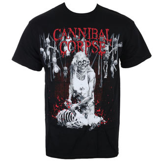 Herren T-Shirt Metal Cannibal Corpse - JSR - Just Say Rock, Just Say Rock, Cannibal Corpse