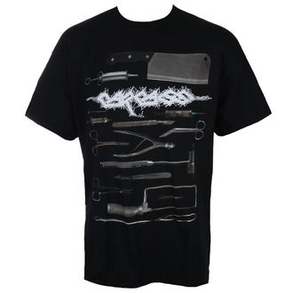 Herren T-Shirt Metal Carcass - TOOLS - Just Say Rock, Just Say Rock, Carcass