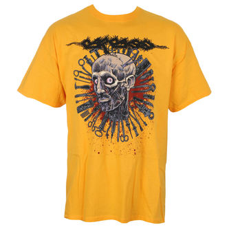 Herren T-Shirt Metal Carcass - HEAD-ONE FOOT 2016 - Just Say Rock, Just Say Rock, Carcass