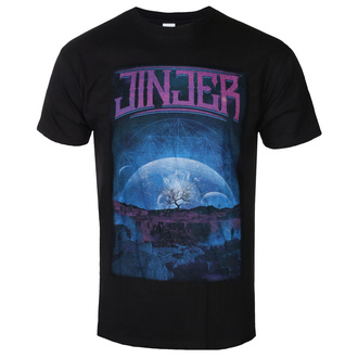 Herren T-Shirt Metal Jinjer - Purple Haze - NAPALM RECORDS, NAPALM RECORDS, Jinjer