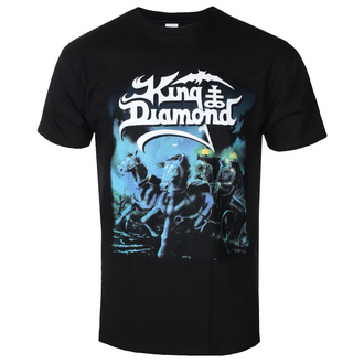 Herren T-Shirt Metal King Diamond - ABIGAIL - PLASTIC HEAD, PLASTIC HEAD, King Diamond
