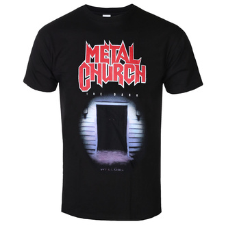 Herren T-Shirt Metal METAL CHURCH - THE DARK - PLASTIC HEAD, PLASTIC HEAD, Metal Church
