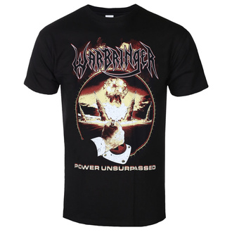Herren T-Shirt WARBRINGER - Power Unsurpassed - NAPALM RECORDS, NAPALM RECORDS, Warbringer