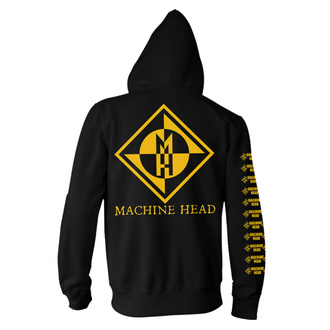 Herren Hoodie Machine Head - Diamond - NNM, NNM, Machine Head