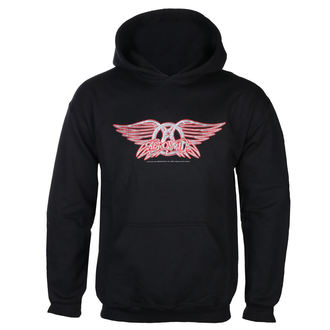 Herren Hoodie Aerosmith - Logo - LOW FREQUENCY, LOW FREQUENCY, Aerosmith