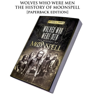 Buch Moonspell - Wolves Who Were Men: The History Of Moonspell, CULT NEVER DIE, Moonspell