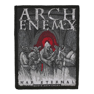 Aufnäher ARCH ENEMY - WAR ETERNAL - RAZAMATAZ, RAZAMATAZ, Arch Enemy