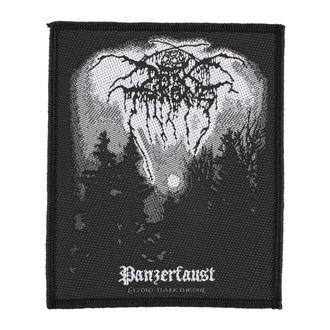 Darkthrone 'Panzerfaust' Zip Up Hoodie