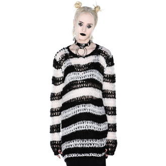 Damenjumper KILLSTAR - Never Trust The Living - Faux-Mohair, KILLSTAR