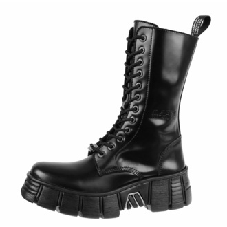 Stiefel NEW ROCK - ANTIKES SCHWARZ - TOWER