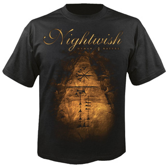 Herren T-Shirt Metal Nightwish - Human :II: Nature - NUCLEAR BLAST, NUCLEAR BLAST, Nightwish