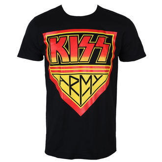 Herren T-Shirt Metal Kiss - KISS ARMY - PLASTIC HEAD, PLASTIC HEAD, Kiss