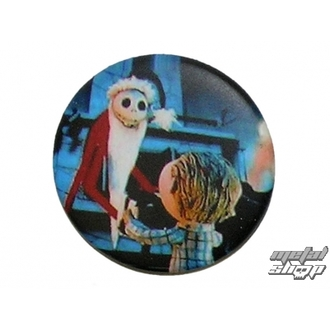 Button Medium , NIGHTMARE BEFORE CHRISTMAS