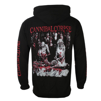 Herren Hoodie Cannibal Corpse - BUTCHERED AT BIRTH - PLASTIC HEAD, PLASTIC HEAD, Cannibal Corpse