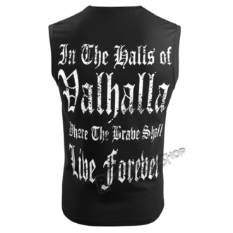 Herren Tanktop VICTORY OR VALHALLA - BURNING DOGMAS, VICTORY OR VALHALLA