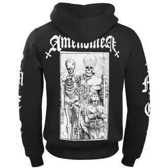 Herren Hoodie AMENOMEN - POPE AND DEATH, AMENOMEN
