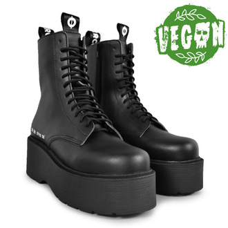 Damenstiefel Altercore - Auren Vegan - Schwarz, ALTERCORE