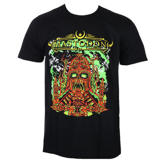Herren T-Shirt Metal Mastodon - Emperor of God - Schwarz - ROCK OFF, ROCK OFF, Mastodon