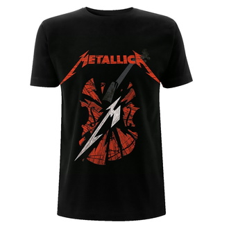 Herren T-Shirt Metallica - S&M2 Scratch Cello - Schwarz, NNM, Metallica