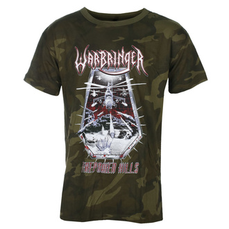 Herren T-Shirt Metal Warbringer - Firepower Kills - NAPALM RECORDS, NAPALM RECORDS, Warbringer