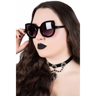 Sonnenbrille KILLSTAR - Space Kitty - VELVET, KILLSTAR