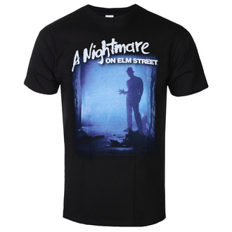 Herren T-shirt Nightmare On Elm Street - Freddy Is Waiting, BIL, Nightmare - Mörderische Träume