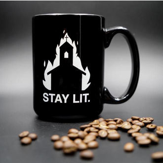 Tasse BLACK CRAFT - Stay Lit, BLACK CRAFT