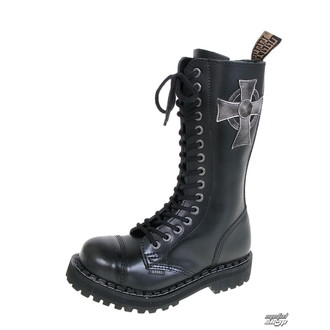 Stiefel STEEL - 15-Loch  135/136 0 BLACK CROSS