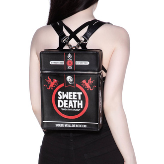 Rucksack KILLSTAR - Sweet Death, KILLSTAR