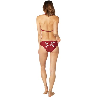 Damen Bikini FOX - Throttle Maniac - Halfter - Dunkel Rot, FOX